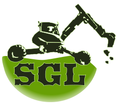 Sgl geier schreitbaggerarbeiten garten und for Gartengestaltung logo